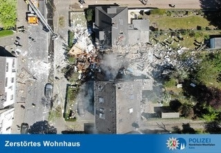Explosion Köln Buchheim